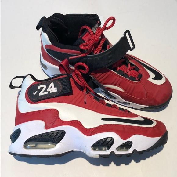 Nike Air Griffey Max Cincinnati Reds